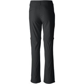 Columbia Saturday Trail II Convertible - Pantalones Mujer - short negro